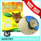 2014 Hot sale Best natural white clumping bentonite pet litter sand