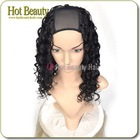 Best Quality Top Grade Peruvian Hair U Part Wig