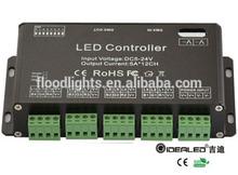 12CH DMX512 constant decoder high power