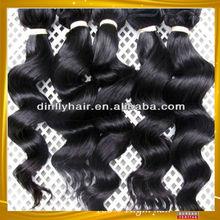 Wholesale Grade 5A Beautiful Loose Wave Virgin India Human Hair Hot New Products On China Market