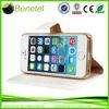 Leather Wallet Flip Case Cover For iPhone 5 funda para celular