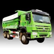 HOWO 6x4 High Quality Tipper/Dump truck