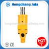 1'' quick flange hydraulic connection rotary joint