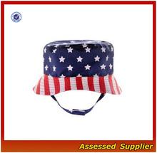 HX465 Stars & Stripes Baby Hat / baby hat crochet