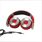 2014 new model headphones with custom logo headphone with mp3 player