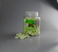 1000g Elegant Foot Spa Tablets with Fresh Lime Scent
