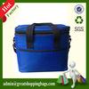 Hot selling wine cooler plastic bag,cooler bag for frozen food,high quality insulated cooler bag