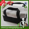 High Quality Recycle Customize Cooler Bag On Wheels