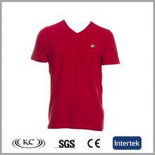 bulk wholesale europe stylish red plain where to get cheap t shirts