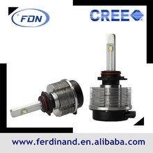 H4 H7 H9008 H11 H8 40w 6000lm waterproof LED car headlight