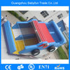 EN71 certificated customized creative kids inflatable home water slide