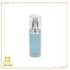 Hotsale 10ml acrylic light blue airless pump container