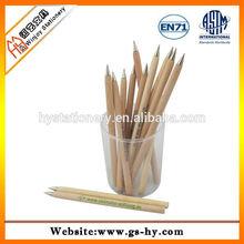 Advertising ball point pen wood