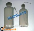 de plástico botella de lavado