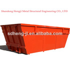 Hook lift container bins for sale in good quality