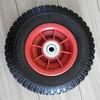 8 inches small PU rubber wheel 2.50-4