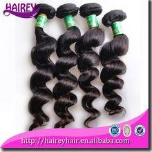 Perfect texture soft high quality cheap buy 34 in virgin remy hair bulk