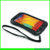 love mei phone waterproof case cover for samsung galaxy note 3