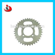 Motorcycle Steel Parts All Steel Gear Kit Alloy Teeth Sprocket