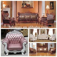 2014 new style modern fashion leather sofa/classical leather sofa