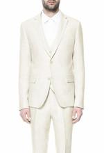 Men's suit,White, Business and leisure men's suit