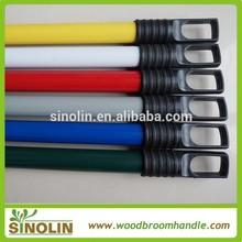competitive price powder painted metal broom handle
