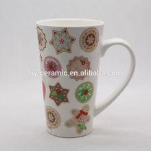 2014 hot sale ceramic mug christmas gift