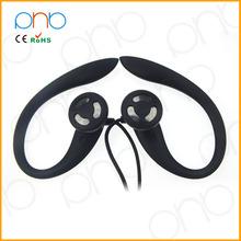 SW020 Shenzhen Factory The Cheapest In-ear Earphone Sport Earphone Silicone Earphone Rubber Cover