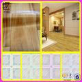 Baratos roll piso vinílico para interior/piso de pvc telha/piso de vinil
