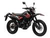 EPA on road motorcycle