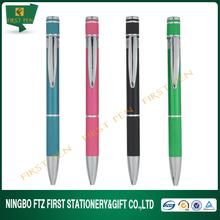 Factory OEM Promotional Metal Body Ballpoint Pens