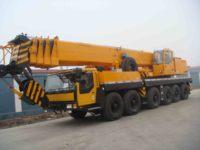 100 ton mobile crane/trailer mounted crane/liebherr all terrain crane
