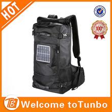 2014 Mountaineer Backpack multifunctional solar camping bag Professional hiking bag