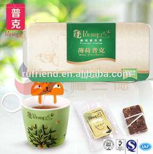 2years old good leaf Pu'er slimming tea Healthy superb dieter's puer teabag