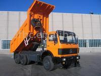 2633K /6x4/Dump Truck