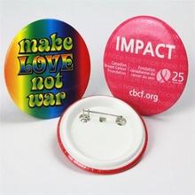 58 mm de seguridad pin botón