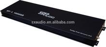Impressive Class D 5000W Competition Car Amplifier
