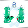 High quality non- clogging centrifugal submersible pump