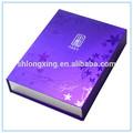 Decorativos cajas de cartón con tapas, cosmética caja de regalo, por niveles de cartón caja de regalo