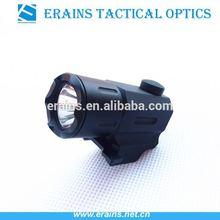 Erains TAC Optics Compact Cree Q3 100 Lumens Pistol LED Flashlight Tactical LED light