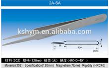 2A-SA conductive high precision long tweezers