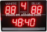 Used Basketball Cricket Scoreboard for Sale Hot LED Electronic Scoreboard