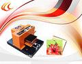 Macchina da stampa, carta di trasferimento di calore macchina da stampa, riscaldamento automatico