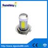 Hiway car projector light H7 led 6w COB auto light bulb