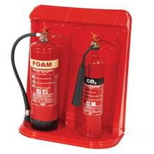 high-impact polystyrene fire extinguisher covers