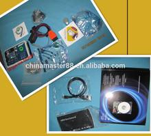dhl el envío gratis ak500 inteligentes clave programador con ak500 skc hc705 con eis skc calculadora de base de datos de disco duro para el benz en la acción