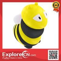 Funny Custom Printed Bee Stress Ball