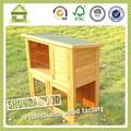 Sdr01 coelho de madeira gaiolas com rampa