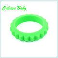 charme bracelet silicone bracelet perle bracelet bébé mâcher