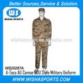 Militar uniforme bdu estilo en un- los tac au tácticas de combate del ejército uniforme militar